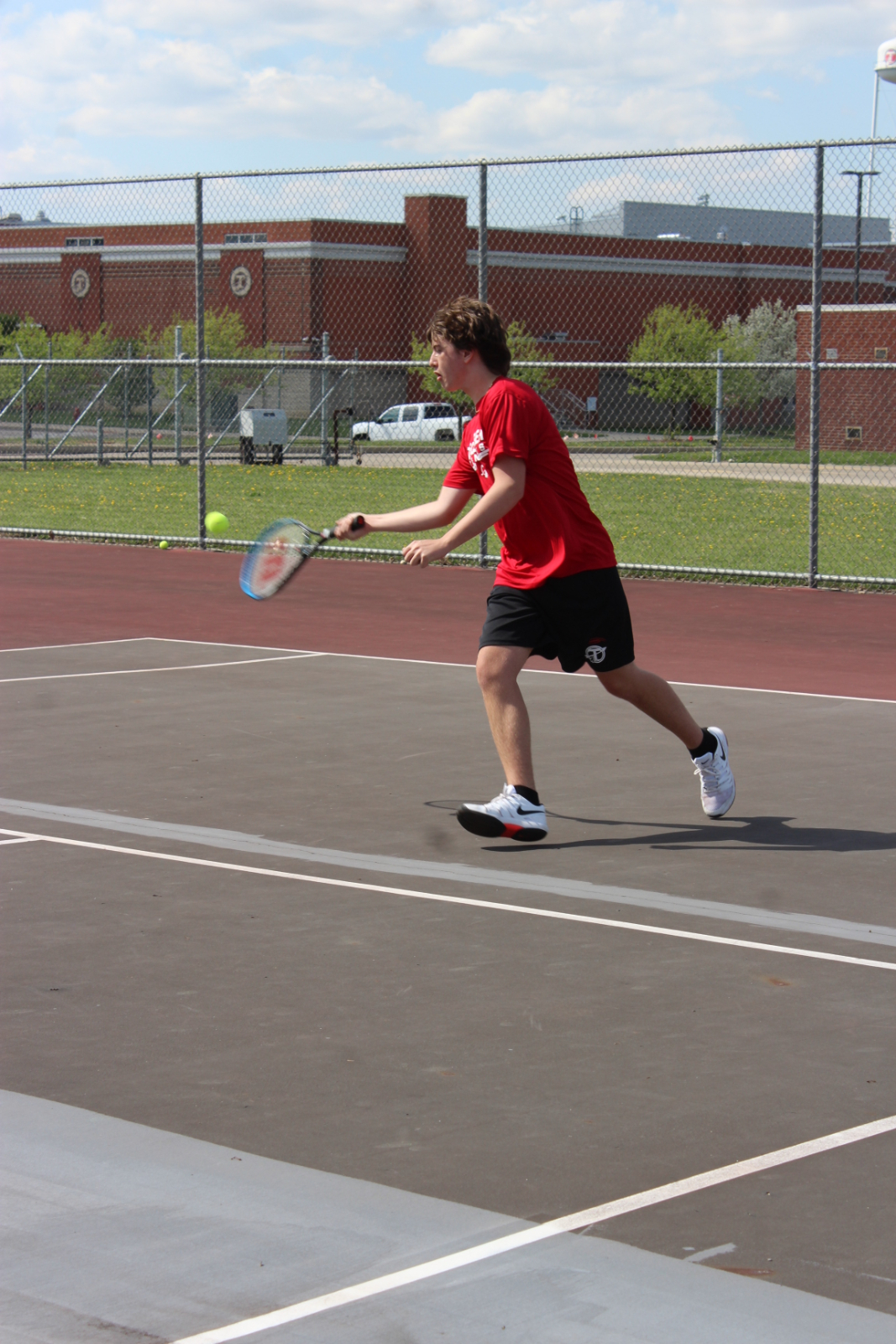Tennis Photos from April 14th