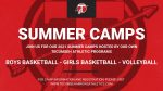 2021 Summer Sports Camps