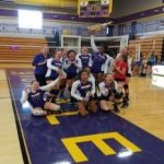 Freshman Volleyball Team Wins!