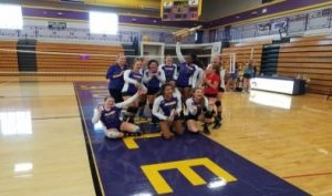 Congratulations to our Freshman Volleyball Team
