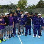 BOYS TENNIS SELECTED AS ACADEMIC ALL STATE