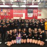 Varsity Cheer Heading to Regionals