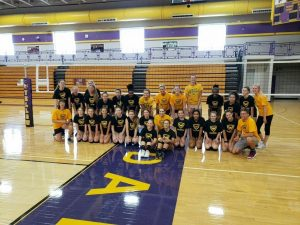 Wayne State Volleyball Camp