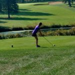 Girls Varsity Golf finishes 8th place at Tournament @ Bedford Hills GC