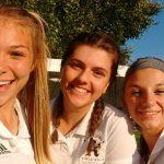 Girls Varsity Golf beats Berkley 202 – 203