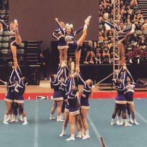 Varsity Cheer 2019-2020