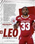 Holloman commits to Indiana!