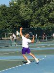 Varsity Tennis Wins Opener