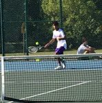 Boys Varsity Tennis falls to West Bloomfield 8 – 0