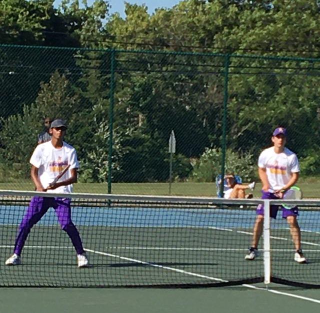 Four Tennis Players Earn All League