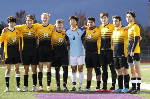 Avondale Soccer Seniors