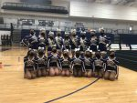 Cheer Places 1st at the OCADA Invite
