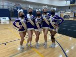 Senior Night Avondale Cheer