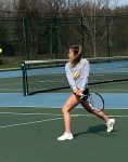 Girls Varsity Tennis opens season with 7-1 victory