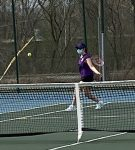 Girls Varsity Tennis Improves to 2-1 on Young Season