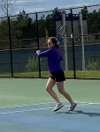 Girls Varsity Tennis falls to Oxford 8 – 0