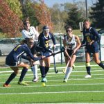 Irish Field Hockey Season Ends with Loss in State Quarter-finals to Grosse Pointe South