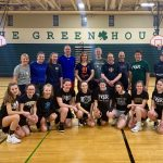 Annual Girls Freshman Basketball Parents v Players Game