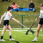 Girls Varsity Lacrosse falls to Academy of The Sacred Heart 10 – 7