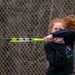 Girls Varsity Tennis falls to Notre Dame Preparatory School 7 – 1