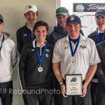 Boys Varsity Golf 1st Place Win!