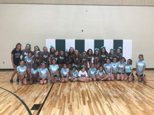 Irish Cheer Summer Youth Camp 2019