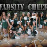 Meet the 2019 Varsity Sideline Cheer Team