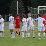 Men's Soccer Season Opener, Win 3-2 over Jackson NW