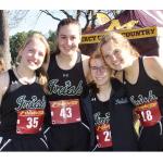 Girls Cross Country – Sportsmanship Award