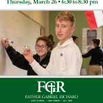 FGR Open House – Thursday, March 26th