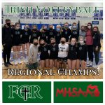 FGR Volleyball = Regional Champs!!