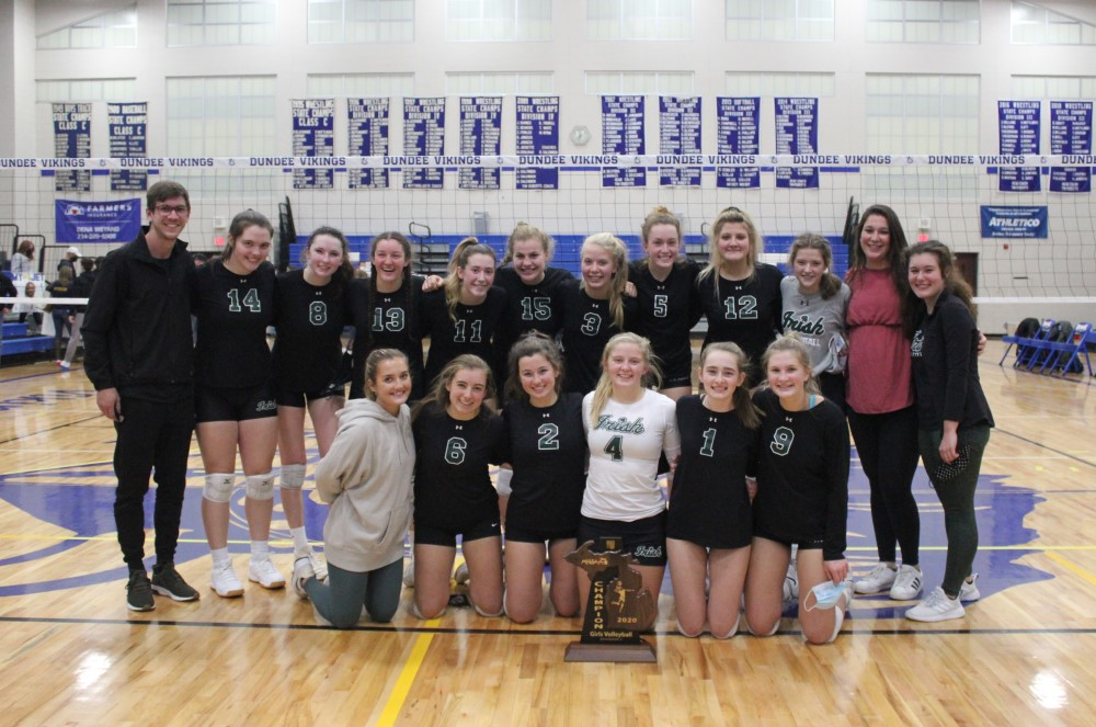FGR Volleyball – Regional Champs!