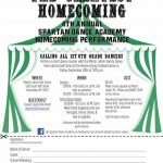 4th Annual Spartan Dance Academy Homecoming Performance