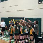 Girls Junior Varsity Volleyball Beats Saint Thomas More in Home Opener