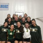 Girl's Junior Varsity Volleyball Wins in Tough Match Against Burlington Catholic Central