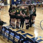 Girls Varsity Volleyball Goes Head to Head with Burlington Catholic Central