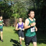 Two International Students Compete for ML JV at the Angel Invite