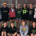 Girls Varsity Tennis beats Saint Francis 6 – 1 in final dual match of the season