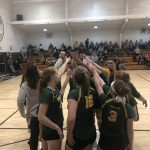 Girls Varsity Volleyball falls to Racine Lutheran 3 – 1