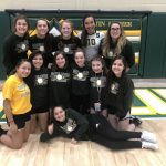 Girls Junior Varsity Volleyball Sweeps Milwaukee Lutheran