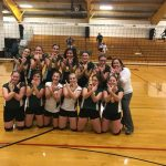 JV2 wins the Conference Tournament