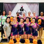 Spartan Dance Team places Third at Pewaukee Pirate Pursuit Competition