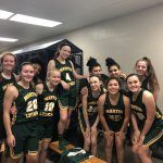 Girls Varsity Basketball beats Saint Thomas More 62 – 43