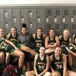Girls Varsity Basketball beats Racine Saint Catherine's 74 – 49