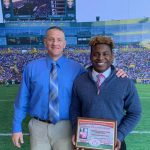 Crawley-Reid Receives First Team all-State Recognition