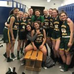 Girls Varsity Basketball beats Catholic Central 58 – 33
