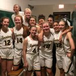 Girls Varsity Basketball beats Kenosha St. Joseph 89 – 46