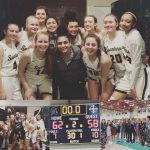 Girls Varsity Basketball beats Clinton 62 – 58 in WIAA Regional Semi-Final
