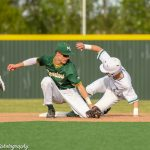 Baseball stumbles early against top-ranked team in Texas