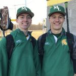 Sophomore duo pace Baseball in Conference win